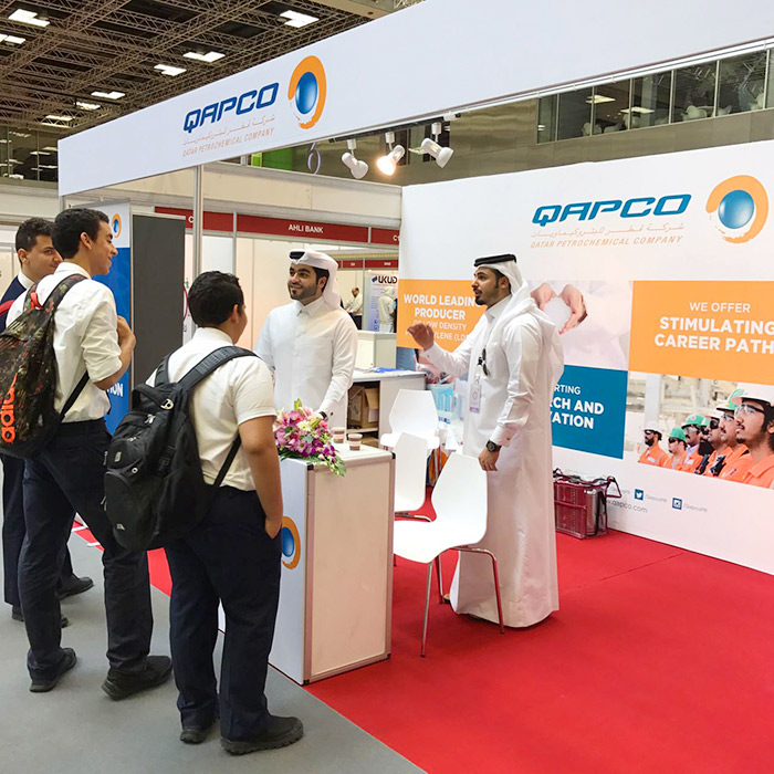 QAPCO Participates At 7th Qatar International Universities